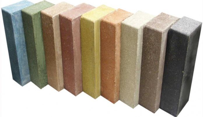 Цветовой ассортимент продукции